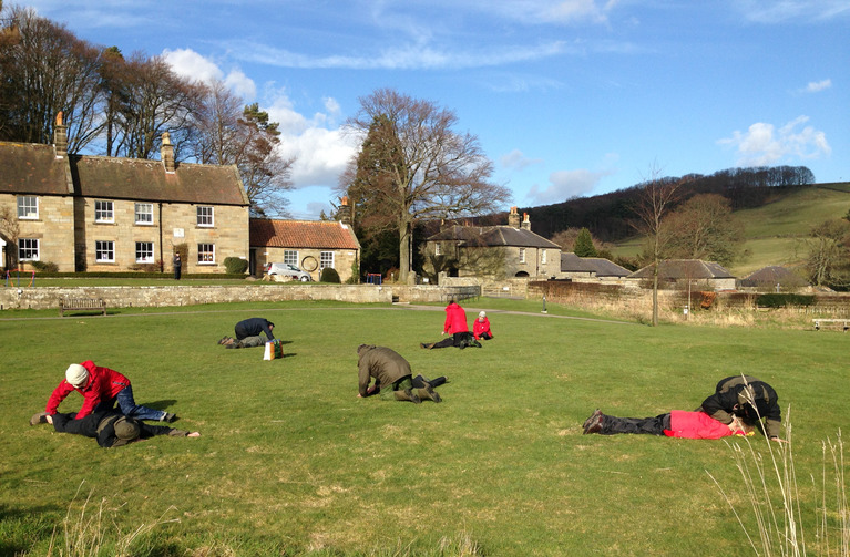 Outdoor First Aid Training in Yorkshire